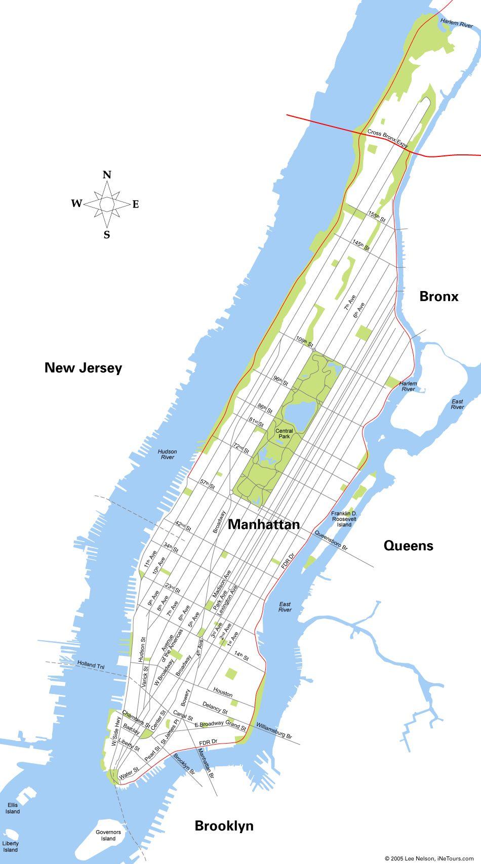 Ellis Island - Ellis island on us map